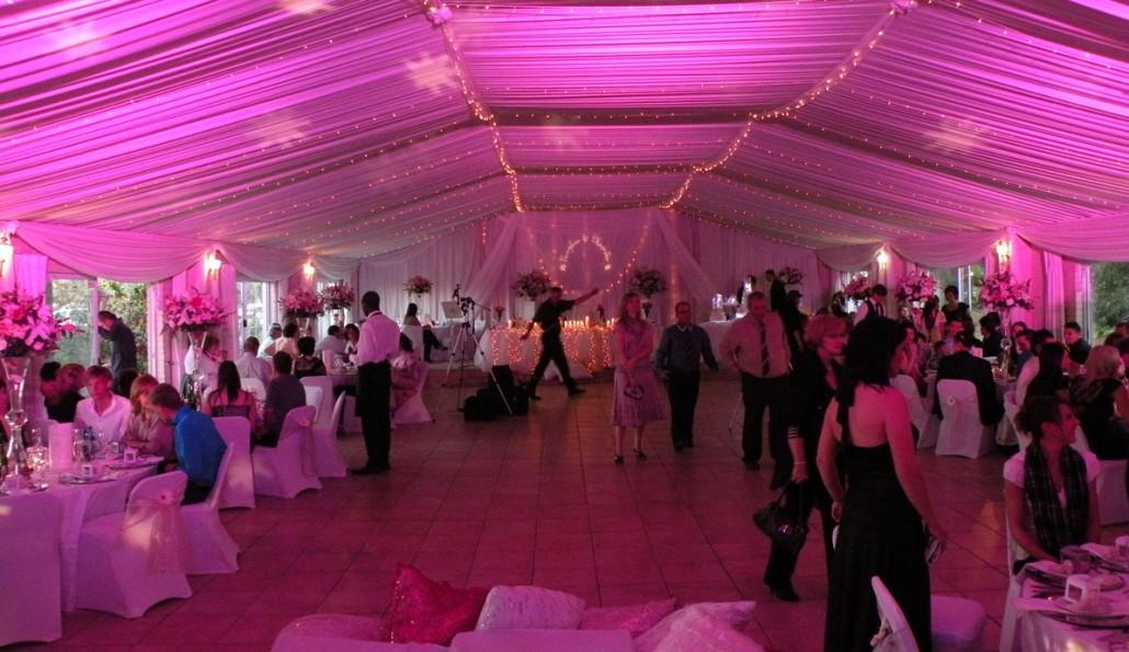 Wedding DJ & Lights